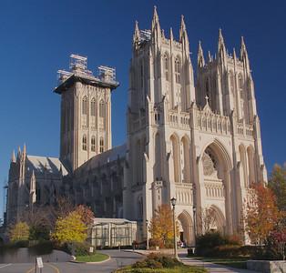 Washington, DC, National Cathedral