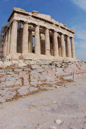 Athens, the Acropolis, and the Parthenon