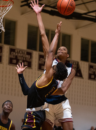 High School Boys Basketball: Bowie vs. Bladensburg