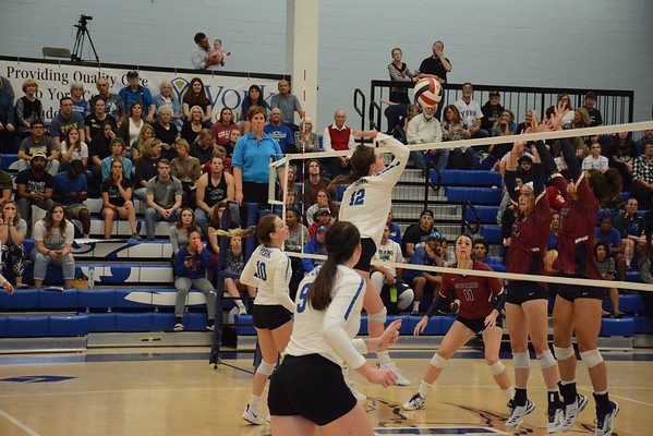 Volleyball Oct 18th
