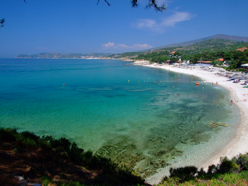 thassos greek island