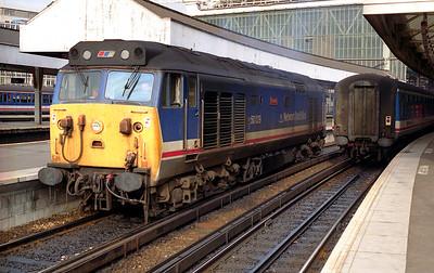 Waterloo to Exeter