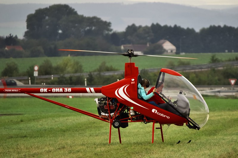 Vrtulník CH7 Cobra