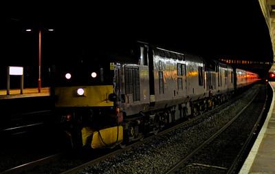 West Coast Railways (WCRC) 2012