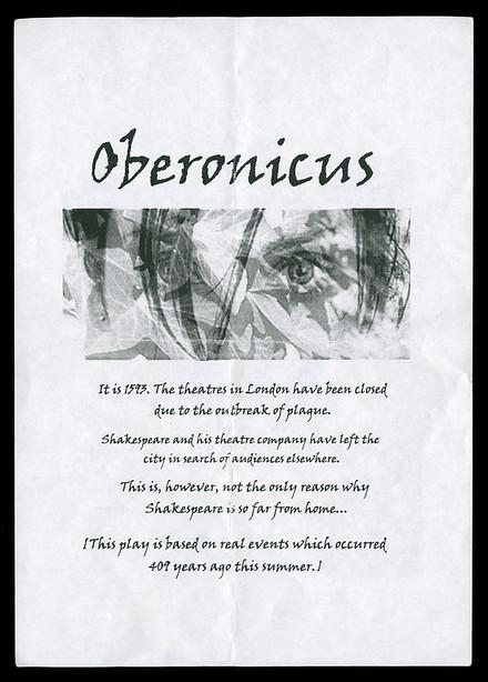 Oberonicus poster