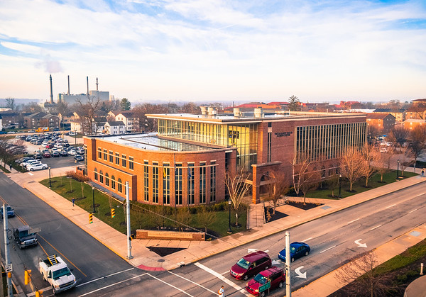 Dick & Sandy Dauch Alumni Center