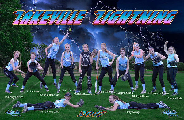 Lakeville Lightning 2017