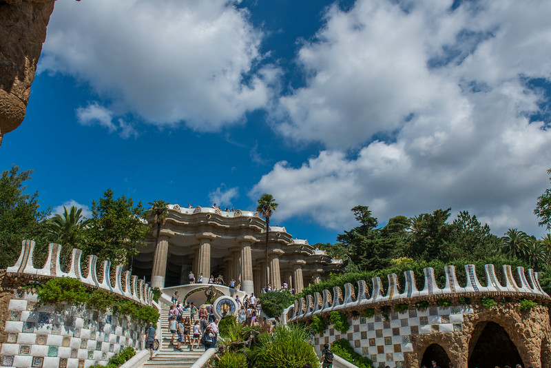 Guadi's Park Guell