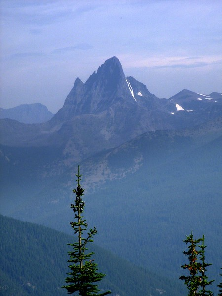 Scalplock Lookout Glacier National Park Montana