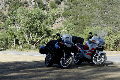 Hwy 33 and Fort Tejon