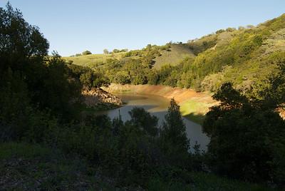 2012-04-14 Lexington Reservoir to Hicks Road - Sierra Azul Open Space Preserve