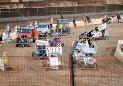 California Sprint Cars 2016