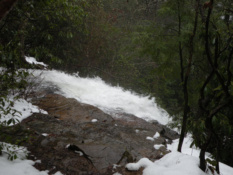 Brink of Benton Falls