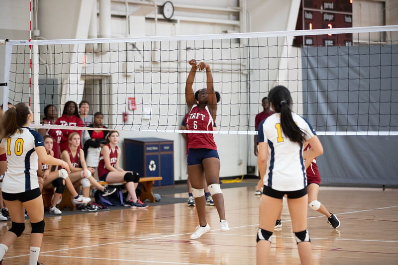 Thirds Volleyball v Choate