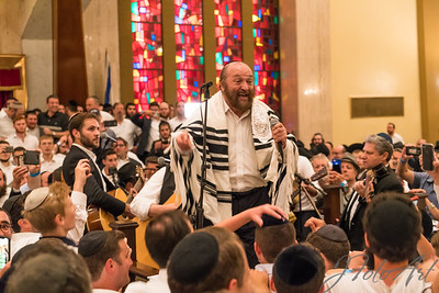 Yehuda Green Selichos 2018
