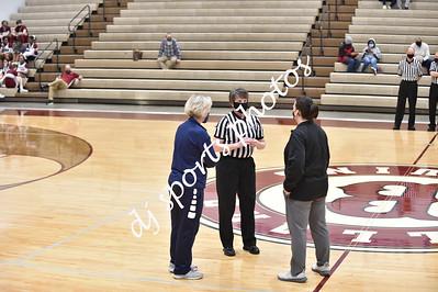 2021-02-23 Ballard vs SHA Varsity Girls Basketball