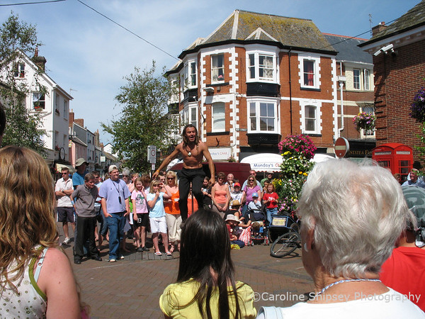 Sidmouth Festival 2007