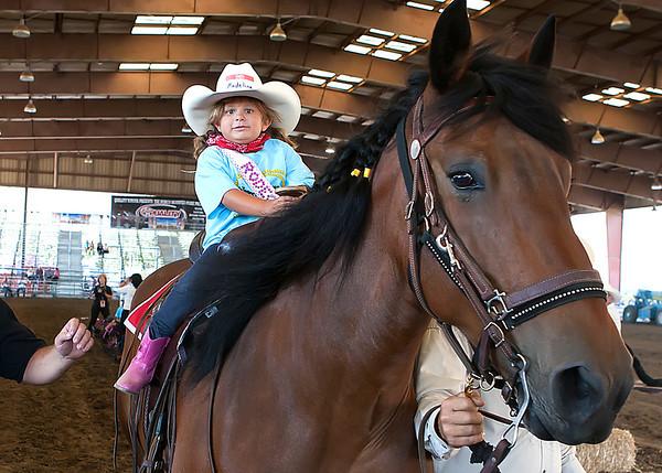 Challenged Children's Rodeo - 2013
