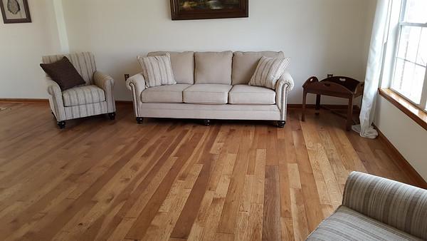 Hardwood Main Floor