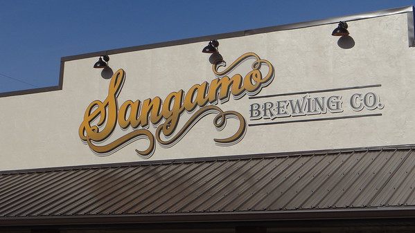 Sangamo Brewing & Sangamo Breweriana Museum in Chatham