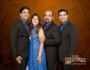 Bharwani Family