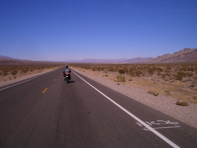 Day 10 -- Wednesday, November 28 -- Las Vegas through alien territory to Tonopah