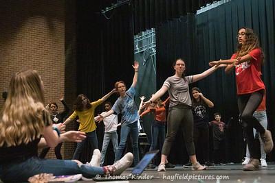 Willy Wonka Jr Rehearsal 1/6/20
