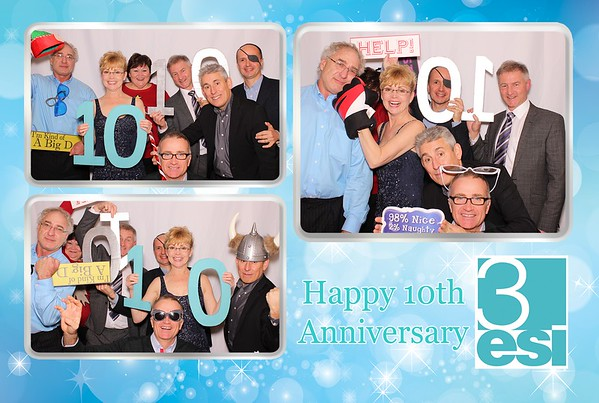 3ESI 10th Year Anniversary & Christmas Party 2015