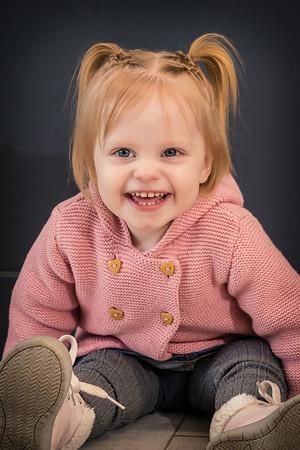 Arnell Ella: 2 Years Old 2019