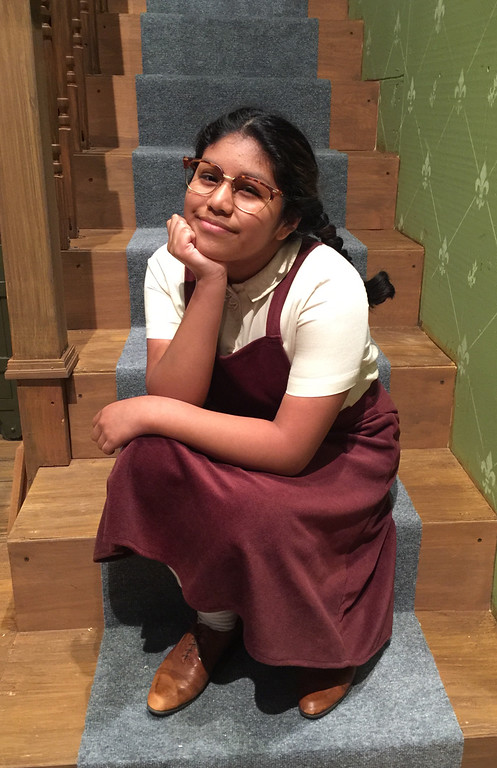 . Maggie Giorgi appears as Gloria in The Fine Arts Association\'s production of �Wait Until Dark,� which runs through Oct. 15. For more informatino, visit fineartsassociation.org. (Submitted)