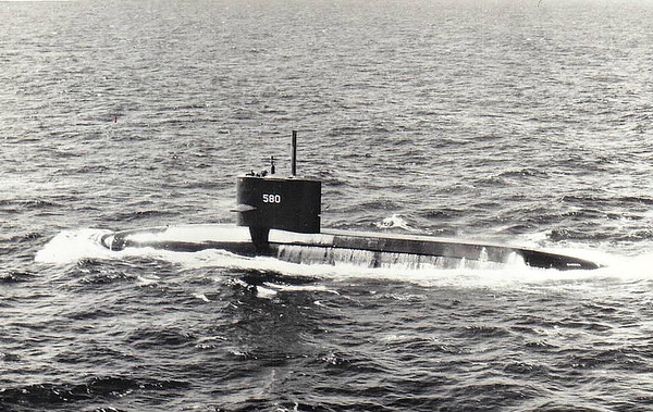 US NAVY SUBMARINES