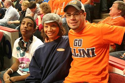 Illini Basketball vs Gonzaga @ the United Center
