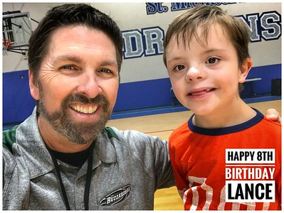 DECEMBER 9TH, 2017 | Lance Rolli 8th Birthday