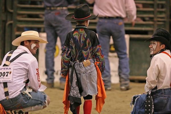 SPYR Finals 11/04/2006 Calf Steer Riding