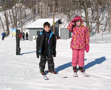 Ski Trip, February 2003
