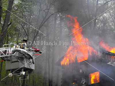 20090506 - Pawling - House Fire