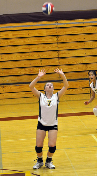 SRV Volleyball JV 2012