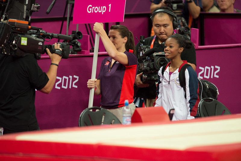 __02.08.2012_London Olympics_Photographer: Christian Valtanen_London_Olympics__02.08.2012_D80_4732_final, gymnastics, women_Photo-ChristianValtanen