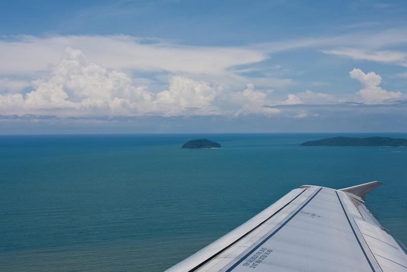 Islands near Kota Kinabalu