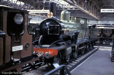 Clapham Railway Museum & Science Museum London