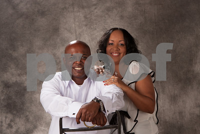 Michelle and Ron