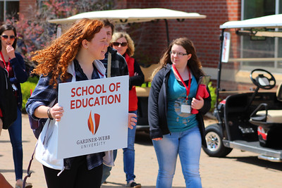 Accepted Student Day April 2016