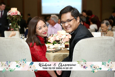 Wedding of Wenhao & Charmaine