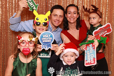 GOODWIN, WRIGHT FAMILY HOLIDAY BRUNCH 2018