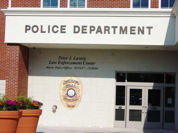 Newington Police Station 1