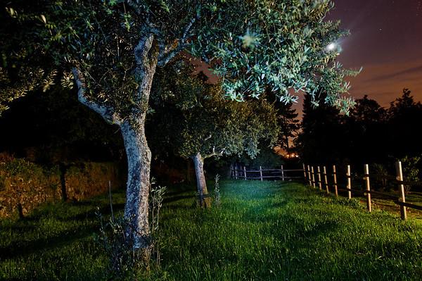 Paisagens nocturnas