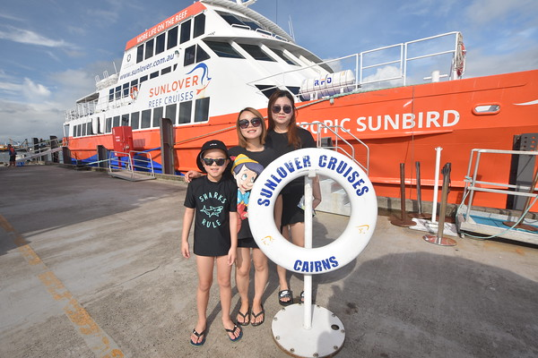 Sunlover Cruises 08th March