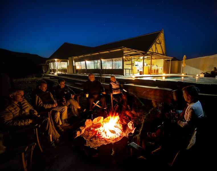 Damaraland Sundowners