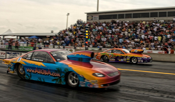 2010 ADRL Georgia Drags