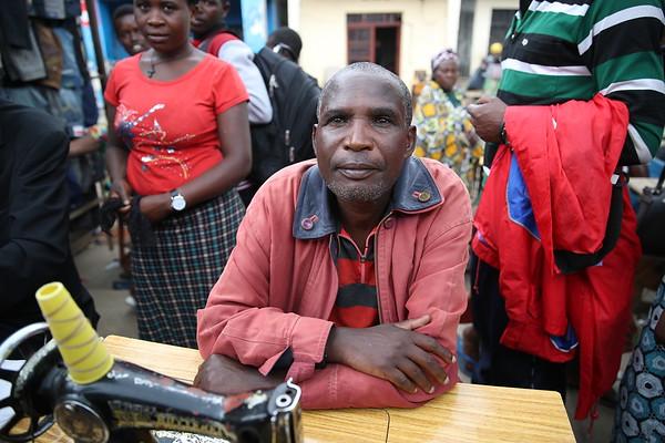 Around Gisenyi Rwanda